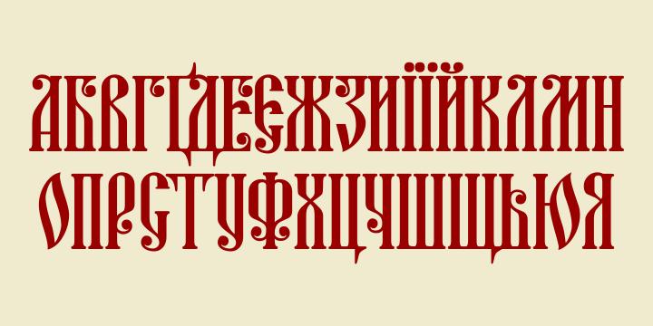 UKRFonts com - Ukrainian fonts collection  Ancient Kyiv