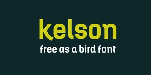 Kelson Sans Font Download